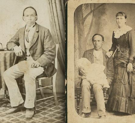 Chen Quin Jack & Mary Ann Fuller