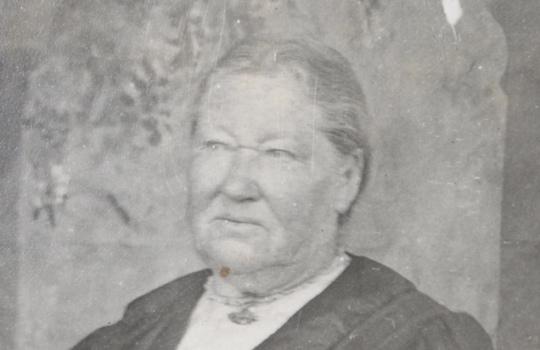 Hester Rose Williamson (nee McClure)