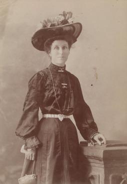 Mary Ann Jack (nee-Fuller) c1920