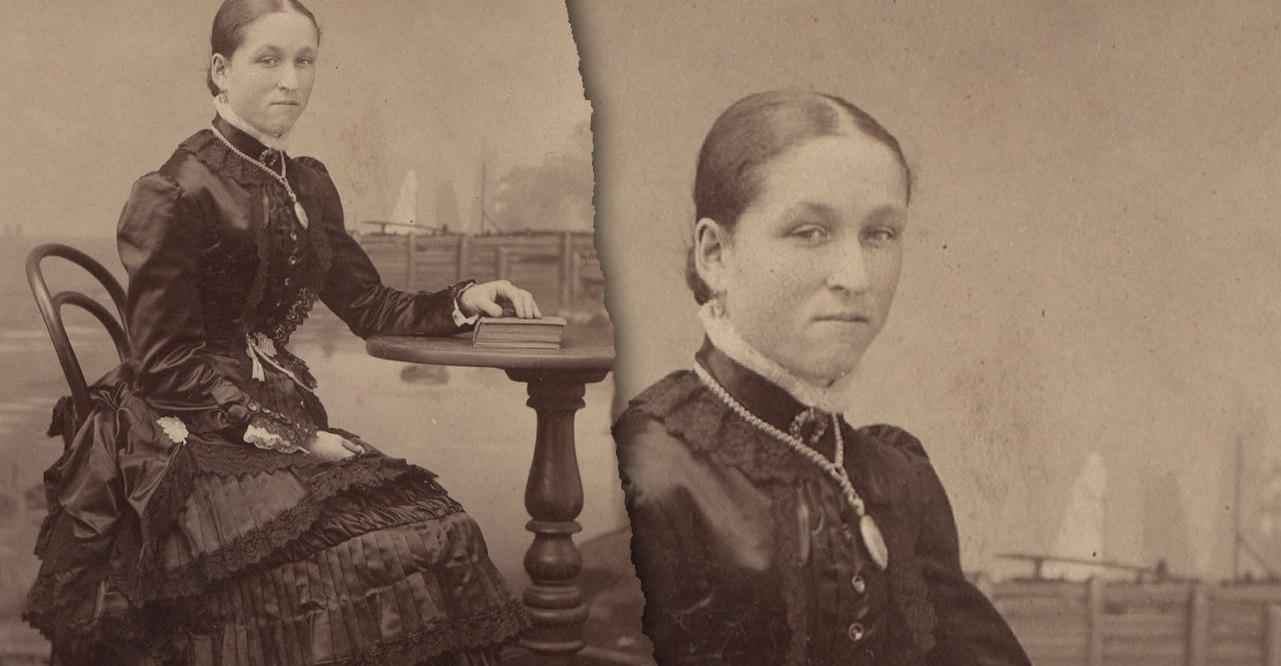 Mary Jack (nee Fuller)