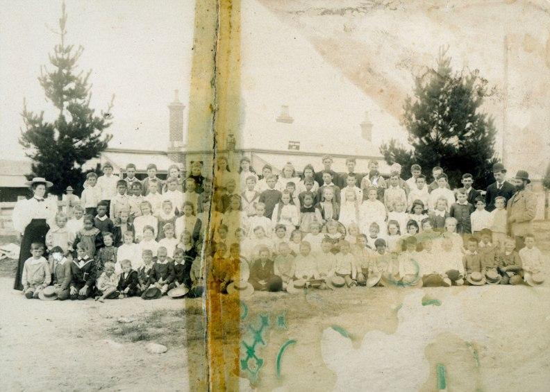 Opal School Tingha c1890