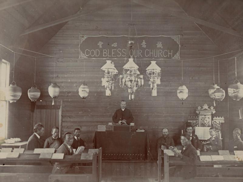 Wesleyan Methodist Church - Tingha
