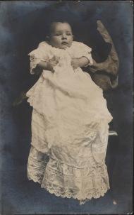 Frederick Charles Jack aged 6 weeks