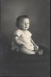 Frederick Charles Jack aged 2 years
