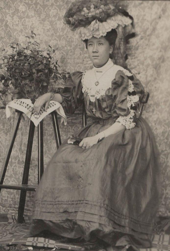 Sarah Tootong 1908